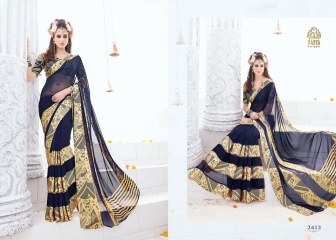 sasya designer shree saree catalog WHOLESALE RATE (13)