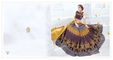 SASYA DESIGNER SUVARNNA WHOLESALE BEST RATE (5)