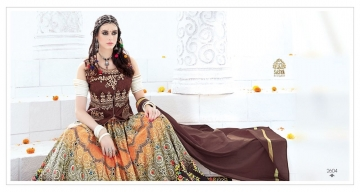 SASYA DESIGNER SUVARNNA WHOLESALE BEST RATE (6)