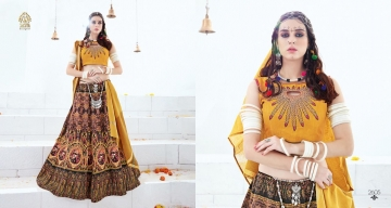 SASYA DESIGNER SUVARNNA WHOLESALE BEST RATE (9)