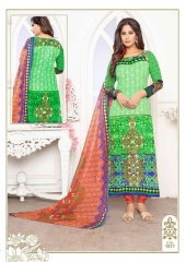 SHABANA KARACHI COTTON PRINTED DRESS WHOLESALE BEST RATE BY GOSIYA EXPORTS SURAT INDIA (10)