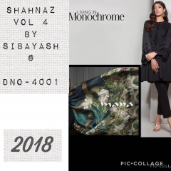 SHAHNAZ 4 BY SIBAYASH PURE COTTON SILKS SHIRT (2)