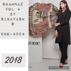 SHAHNAZ 4 BY SIBAYASH PURE COTTON SILKS SHIRT (3)
