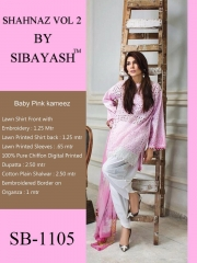 SHAHZAN VOL 2 SIBAYASH LAWN COTTON BEST PRICE AT GOSIYA EXPORTS (1)