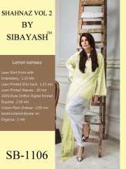 SHAHZAN VOL 2 SIBAYASH LAWN COTTON BEST PRICE AT GOSIYA EXPORTS (2)