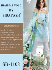 SHAHZAN VOL 2 SIBAYASH LAWN COTTON BEST PRICE AT GOSIYA EXPORTS (4)