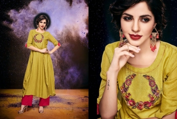 SHAI PARIDHAN CATALOG COTTON MODAL SILK EMBROIDERED PARTY WEAR DESIGNER COLLECTION (1)
