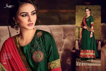 SHAI RUAAB PURE BEMBERG SILK CATALOG SUPPLIER BEST RATE BY GOSIYA EXPORTS SURAT (10)