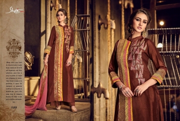 SHAI RUAAB PURE BEMBERG SILK CATALOG SUPPLIER BEST RATE BY GOSIYA EXPORTS SURAT (8)