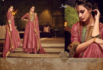SHAI RUAAB PURE BEMBERG SILK CATALOG SUPPLIER BEST RATE BY GOSIYA EXPORTS SURAT (9)