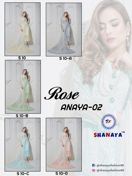 SHANAYA FASHION ROSE ANAYA VOL 2  (2)