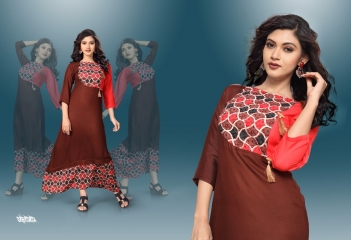 SHANAYA VOL-3 KURTIS BY MODESI DESIGNER WITH WORK KURTIS ARE AVAILABLE AT WHOLESALE BESST RATE BY GOSIYA EXPORTS (1)