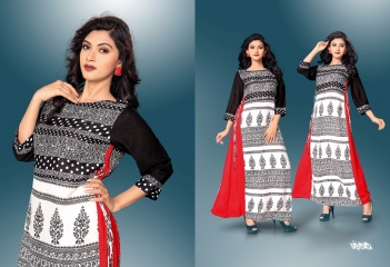 SHANAYA VOL-3 KURTIS BY MODESI DESIGNER WITH WORK KURTIS ARE AVAILABLE AT WHOLESALE BESST RATE BY GOSIYA EXPORTS (14)