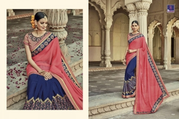 SHANGRILA AAKRUTI VOL 3 DESIGNER SAREES BEST RATE AT GOSIYA EXPORTS (11)