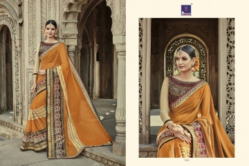 SHANGRILA AAKRUTI VOL 3 DESIGNER SAREES BEST RATE AT GOSIYA EXPORTS (6)