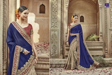 SHANGRILA AAKRUTI VOL 3 DESIGNER SAREES BEST RATE AT GOSIYA EXPORTS (7)