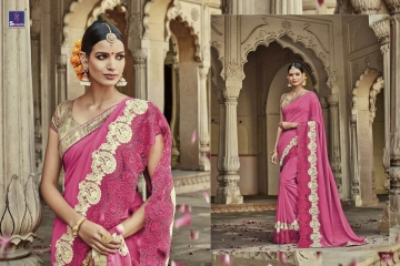 SHANGRILA AAKRUTI VOL 3 DESIGNER SAREES BEST RATE AT GOSIYA EXPORTS (9)