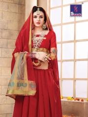Shangrila Ananya silk saree catalog BEST RATE IN SURAT (2)