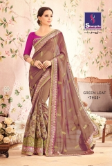 SHANGRILA BY GREEN LEAF CATALOGUE DESIGNER SAREES COLELCTION WHOLESALE BEST ARET BY GOSIYA EXPORTS SURAT (1)