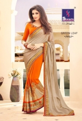 SHANGRILA BY GREEN LEAF CATALOGUE DESIGNER SAREES COLELCTION WHOLESALE BEST ARET BY GOSIYA EXPORTS SURAT (12)