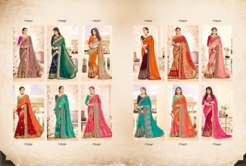 SHANGRILA BY GREEN LEAF CATALOGUE DESIGNER SAREES COLELCTION WHOLESALE BEST ARET BY GOSIYA EXPORTS SURAT (13)