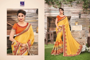 SHANGRILA BY KALAKRUTI EXCLUSIVE ELEGANT FABRICS SAREES WHOLESALE BEST RATE BY GOSIYA EXPORTS SURAT (2)