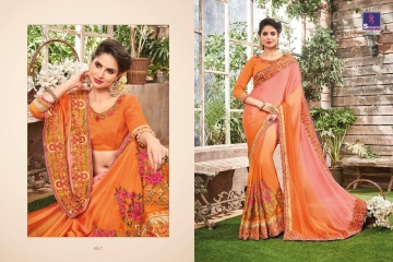 SHANGRILA BY KALAKRUTI EXCLUSIVE ELEGANT FABRICS SAREES WHOLESALE BEST RATE BY GOSIYA EXPORTS SURAT (5)