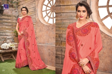 SHANGRILA BY KALAKRUTI EXCLUSIVE ELEGANT FABRICS SAREES WHOLESALE BEST RATE BY GOSIYA EXPORTS SURAT (6)