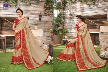 SHANGRILA BY KALAKRUTI EXCLUSIVE ELEGANT FABRICS SAREES WHOLESALE BEST RATE BY GOSIYA EXPORTS SURAT (8)