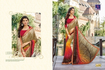 SHANGRILA BY MERCURY CATALOGUE FANCY PRINTS CASUAL WEAR SAREES (13)