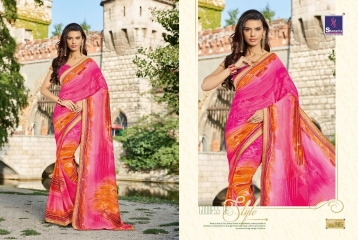 SHANGRILA BY MERCURY CATALOGUE FANCY PRINTS CASUAL WEAR SAREES (14)