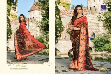 SHANGRILA BY MERCURY CATALOGUE FANCY PRINTS CASUAL WEAR SAREES (3)