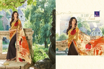 SHANGRILA BY MERCURY CATALOGUE FANCY PRINTS CASUAL WEAR SAREES (7)