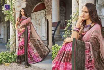 SHANGRILA BY MERCURY CATALOGUE FANCY PRINTS CASUAL WEAR SAREES (9)