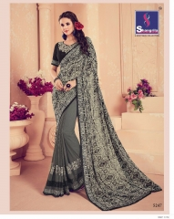 SHANGRILA CARNIVAL GEORGETTE DESIGNER SAREES WHOLESALE BRST RATE ONLINE BY GOSIYA EXPORTS SURAT INDIA (1)