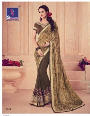 SHANGRILA CARNIVAL GEORGETTE DESIGNER SAREES WHOLESALE BRST RATE ONLINE BY GOSIYA EXPORTS SURAT INDIA (8)