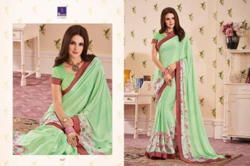 SHANGRILA DESIGNER ZION VOL 2 ECLUSIVE PRINTED SAREE CATALOG IN WHOLESALE BEST RATE BY GOSIYA EXPORTS SURAT (5)