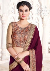 SHANGRILA EXORA COLLECTION DESIGNER PARTY WEAR SAREES COLLECTION WHOLESALE SUPPLIER BEST RATE BY GOSIYA EXPORTS SURAT