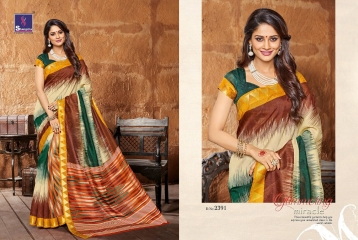 SHANGRILA FASHION BY KANJIVARAM SILK VOL 8 SAREES COLLECTION WHOLESALE BEST RATE BY GOSIYA EXPORTS SURAT (22)