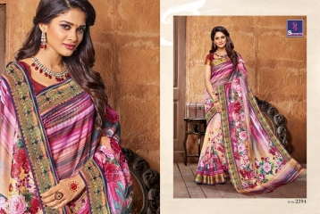 SHANGRILA FASHION BY KANJIVARAM SILK VOL 8 SAREES COLLECTION WHOLESALE BEST RATE BY GOSIYA EXPORTS SURAT (28)