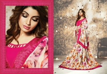 shangrila Karigari prints sarees catalog WHOLESALE RATE (2)