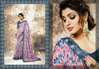 shangrila Karigari prints sarees catalog WHOLESALE RATE (5)