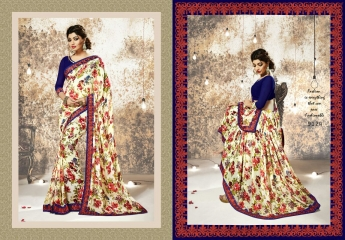 shangrila Karigari prints sarees catalog WHOLESALE RATE (6)