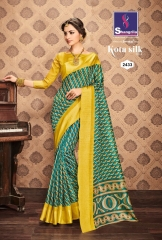 SHANGRILA KOTA SILK VOL 4 MANIPURI SILK COLLECTION SAREES WHOLESALER SUPPLIER BEST RATE BY GOSIYA EXPORTS SURAT (1)