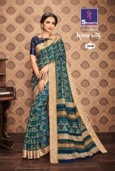 SHANGRILA KOTA SILK VOL 4 MANIPURI SILK COLLECTION SAREES WHOLESALER SUPPLIER BEST RATE BY GOSIYA EXPORTS SURAT (12)