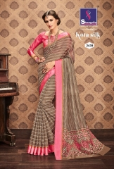 SHANGRILA KOTA SILK VOL 4 MANIPURI SILK COLLECTION SAREES WHOLESALER SUPPLIER BEST RATE BY GOSIYA EXPORTS SURAT (13)