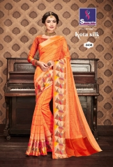 SHANGRILA KOTA SILK VOL 4 MANIPURI SILK COLLECTION SAREES WHOLESALER SUPPLIER BEST RATE BY GOSIYA EXPORTS SURAT (15)
