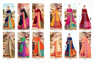 SHANGRILA LIVA SILK 2 CATALOG DESIGNER HANDLOOM SAREES WHOLESALE SUPPLIER BEST RATE BY GOSIYA EXPORTS SURAT (1)