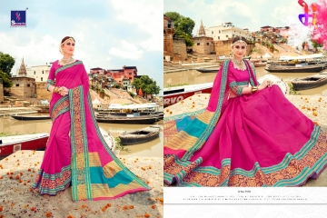 SHANGRILA LIVA SILK 2 CATALOG DESIGNER HANDLOOM SAREES WHOLESALE SUPPLIER BEST RATE BY GOSIYA EXPORTS SURAT (2)