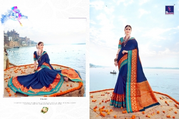 SHANGRILA LIVA SILK 2 CATALOG DESIGNER HANDLOOM SAREES WHOLESALE SUPPLIER BEST RATE BY GOSIYA EXPORTS SURAT (5)